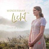 Wonderbaar Licht vanuit de Psalmen // Myrthe de Wolff // 15 liederen, allen gebaseerd op het boek van de psalmen // begeleiding met sfeervol combo // 2018 release.