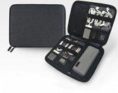 Kabel organizer tas voor alle elektronica accessoires - kabelmanagement - Travel kabeltas / Opberg etui voor op reis