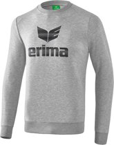 Erima Essential Sweater - Sweaters  - grijs - 2XL
