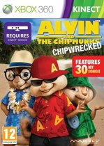 Alvin and the Chipmunks: Chipwrecked (Xbox Kinect)
