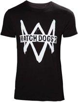 Watch Dogs 2 - T-Shirt met Logo - Maat XXL
