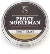 Percy Nobleman Pomade Matt Clay