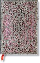 Paperblanks Blush Pink Midi Lined Journal
