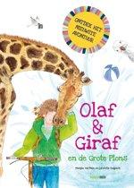 Olaf & Giraf 2 - Olaf & Giraf en de Grote Plons