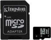Kingston micro SD kaart 8 GB