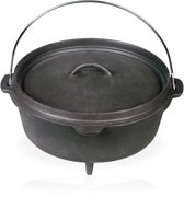 Barbecook Sudderpot/Dutch Oven - Zwart - 9 l