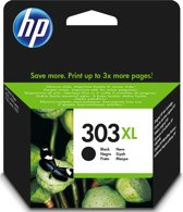 HP 303XL originele high-capacity zwarte inktcartridge
