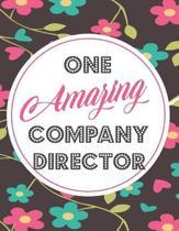 One Amazing Company Director
