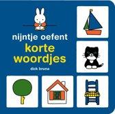 Boek cover Nijntje oefent - Korte woordjes van Dick Bruna (Onbekend)
