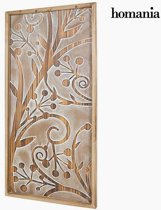 Schilderij Lakens (40 x 3 x 80 cm) by Homania