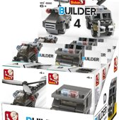 Sluban Builder: Display 8 Politie (m38-b0595)