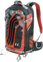 Ferrino - Glide Safe 20L - Backpack - Alpride Airbag - RECCO reflector - 52x31x21 CM - Oranje/zwart