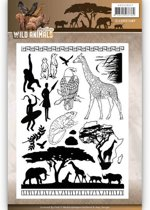 Stempel - Amy Design - Wild Animals