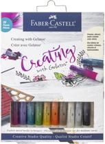 Faber-Castell - Creating with Gelatos - Kit 26 stuks