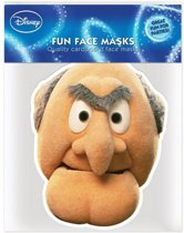Statler Muppetshow masker
