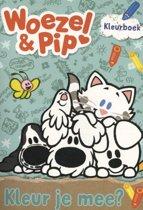 Woezel & Pip - Kleurboek