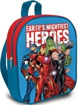 Marvel Avengers Heroes - peuterrugzak - 29 cm - Multi
