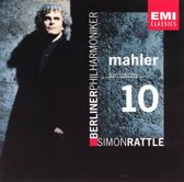 Mahler: Symphony No.10 / Simon Rattle, Berliner Philharmoniker