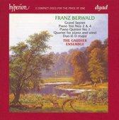 Berwald: Quartet For Piano And Wind, Piano Trio No