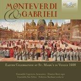 Monteverdi & Gabrieli: Easter Celeb