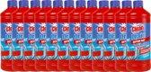 At Home Clean Gel Afvoer Ontstopper - 12 x 1ltr - voordeelverpakking