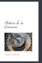 Histoire de La Commune