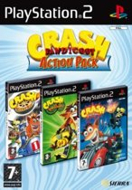 Crash Bandicoot - Action Pack
