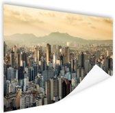Sao Paulo Brazilie Poster 120x80 cm - Foto print op Poster (wanddecoratie)