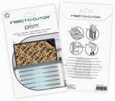 Prism Insect-O-Cutor Lijmplaat (Navulling) - Insectenbestrijding - 6 stuks