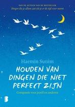 Boekomslag van 'Houden van dingen die niet perfect zijn'