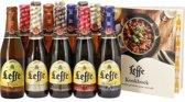 Leffe Ultimate Collection - 12 x 33 cl + Leffe Kookboek