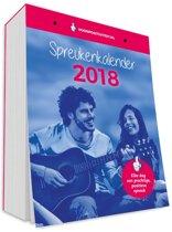 Voor Positiviteit scheurkalender 2018