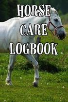 Horse Care Logbook