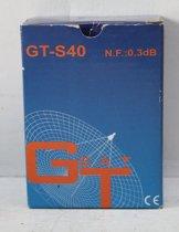 GT SAT GT-S40 N.F.:0.3dB Single 40mm LNBF