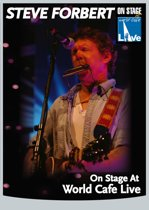 Steve Forbert - On Stage At World Cafe..