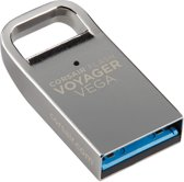 Corsair Voyager Vega 64 GB 64GB USB 3.0 Zilver USB flash drive