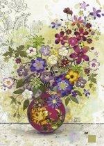 Puzzel Pink Vase,Jane Crowther1000 Stukjes Heye 29664