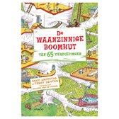 Boekomslag van 'De Waanzinnige Boomhut 5 - de Waanzinnige Boomhut Van 65 Verdiepingen'