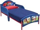 Nickelodeon Paw Patrol Kleuter Bed Blauw