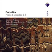 Prokofiev:Piano Conc.1-5(Apex)