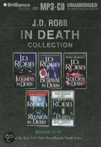 J.D. Robb In Death Collection, Books 11-15