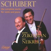 Complete Works For Violin & Piano