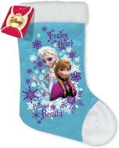 Frozen™ kerst sok van Disney™ - Feestdecoratievoorwerp
