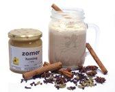Chai Tea Latte pakket met honing 100% natuurlijk