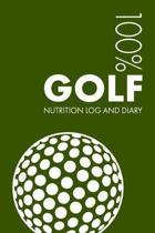 Golf Sports Nutrition Journal