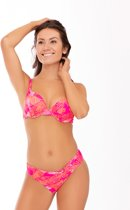 Nickey Nobel Rosa Dames Bikini - Pink - Maat C-D42