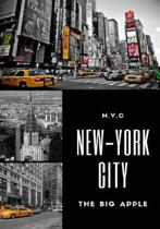 New-York City Notebook/ Travel Diary/Journal