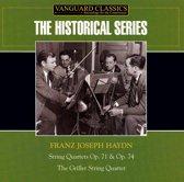 String Quartets Op.71 & Op. 74