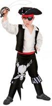 Piraten outfit voor jongens  - Kinderkostuums - 122/134