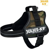 Julius K9 IDC Powertuig/Harnas -  Mini/49-67cm - S - Army